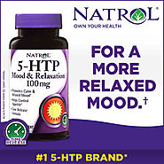 Highly Recommended Natrol 5-Htp Tr For Anxiety | Mood Management