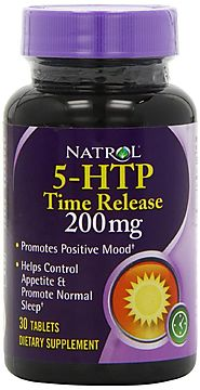 Rated 5 Htp For Anxiety And Panic Attacks | Control Depression W/o Drugs