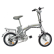 Powacycle Puma LPX Electric Folding Bike at The Electric Motor Shop