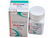 Geftinat Gefitinib 250mg Tablets For Lung Cancer By Natco