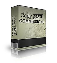 Copy Paste Commission Review and (FREE) Copy Paste Commission $24,700 Bonus