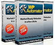 WP Automator reviews and bonuses WP Automator