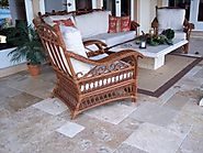 Get Eco-Friendly French Pattern Travertine Paver From Stone-Mart