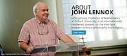 The Website of Professor John Lennox