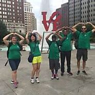 Get Ready For Groupie Selfie Fiesta Exploring Philly, In Engaging Philadelphia Scavenger Hunt!!