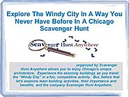 Explore the Windy City in a Way You Never Have Before in a Chicago..