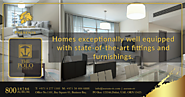 Connect with Aurum Real Estate to Explore the distinct panache with which The Polo Residence has been flawlessly exec...