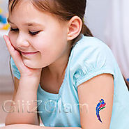 Children Temporary Tattoos