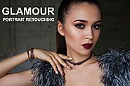 Glamour Photo Retouching Services | Remove Blemishes and Wrinkles from Images