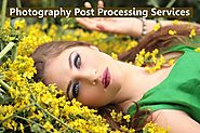 Post-Production Photography Services | Post production Photo Editing Services