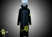 One Piece Trafalgar Law Cosplay Costume 2 Years Later