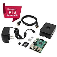 Raspberry Pi 3 Starter Kit 16GB Edition