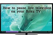 How to pause live television on your Roku TV