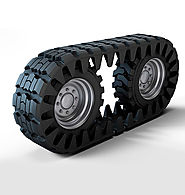 Why You Should Choose Over the Tire Tracks For Your Machine