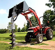 Commonly Used Mini Skid Steer Attachments for Landscaping