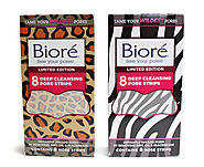 Bioré Pore animal print strips