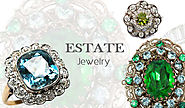 The Difference between Antique and Estate Jewelry