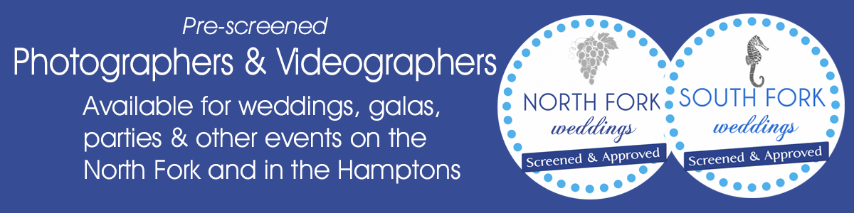 Headline for NorthForkWeddings & SouthForkWeddings - Photographers & Cinematographers