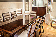 How to Choose the Size and Material for Your Dining Room Furniture