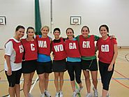 Islington Netball | The all Nations