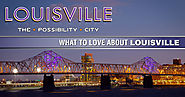 Moving to Louisville KY: Top Eight Things to Love about the City [Infographic]
