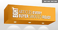 Top 8 Real Estate Articles: Every Buyer Should Read