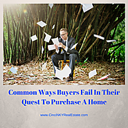 How Not To Fail When Purchasing A Home