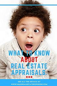 What to Learn About Real Estate Appraisals