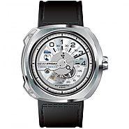 Replique Montre SevenFriday V1-01 en acier inoxydable