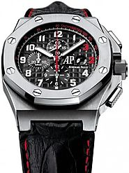 Replique Montre Audemars Piguet Royal Oak Offshore Shaquille O'Neal Chronographe 26133ST.OO.A101CR.01