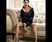 Priyanka Chopra is on the cover of the September issue of Harpers Bazaar India. Priyanka poses in....