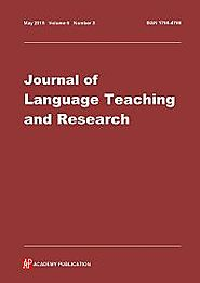 Home - Journal of Language Teaching and Research