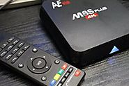 ANEWISH M8S Plus Android TV Box, M8S+ 2G/16G Amlogic S905 Quad Core 4K 1000M Gigabit Lan, Fully Loaded Kodi 16.0, Blu...