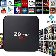 Zenoplige Z9 Pro Android TV Box Amlogic S905 Kodi Pre-installed Full Loaded Android 5.1 Lollipop OS TV Box Quad Core ...