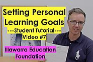 Setting Personal Learning Goals For Kids! ALL AGES #7