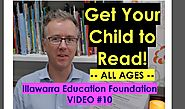 Encourage Your Child to Read - All Ages! #10 | How to Teach a Child to Read?