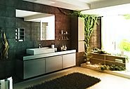 Soothing Zen Inspired Bathroom Decorating Ideas [22]