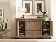 Elegant Credenza Furniture Ideas for Room Furnishing