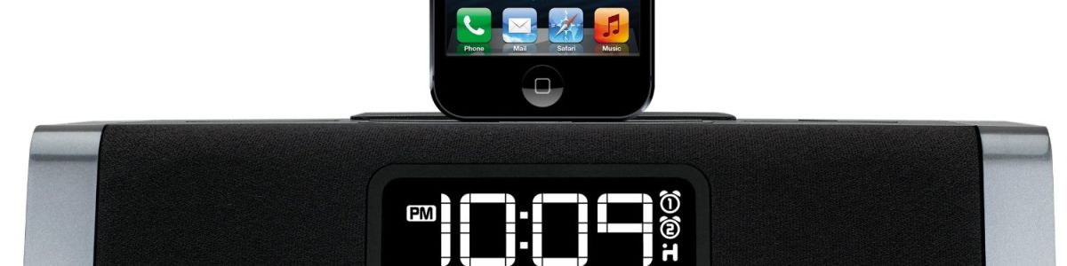 Headline for Best iPhone 6 Plus Docking Stations with Alarm Clocks Reviews