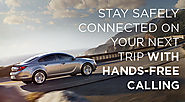 Benefits of Hands-Free Calling | Experience OnStar
