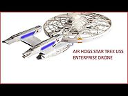 Air Hogs Star Trek Drone ♦WHAT IS INCLUDED♦How To Fly Star Trek Drone USS Enterprise Drone