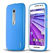 Moto G (3rd Gen) Case, J&D Ultra Slim [Drop Protection] Motorola Moto G (3rd Generation, 2015 Released) Case [Slim Cu...