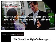 Top Rated Auto Accident Injury Law Attorney Minnesota