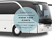 Minnesota Bus Accident Attorney