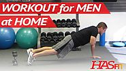 10 Minute Workout For Men At Home