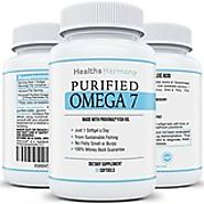 Purified OMEGA 7 (by InnovixLabs). The Healthy Fat in Fish and Macadamia. 210 mg Palmitoleic Acid Triglyceride-form O...