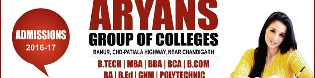 Headline for Aryans Group of Colleges, Chandigarh