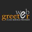WebGreeter - Live Chat Service to Improve Conversions for Businesses