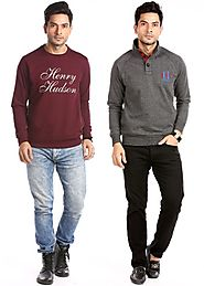 Winter Wonder: Smart Sweatshirts By Henry Hudson