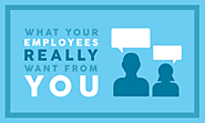 What do employees want - AceNgage